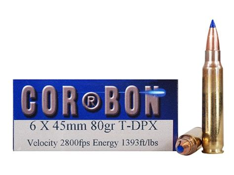 Ammunition Cor-Bon Dpx Hunter Ammunition.