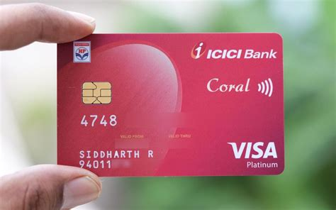 Coral Credit Card From Icici Bank Icici Bank Credit Card Customer Care Bankbazaar