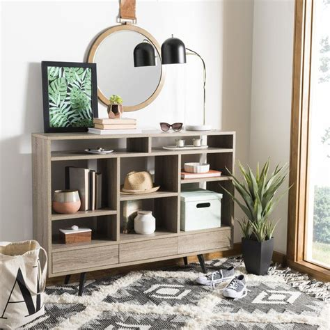 Cordele Unit Bookcase