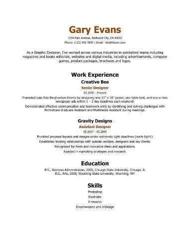 core competencies example for resumes