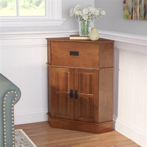 Corner 2 Door Accent Cabinet