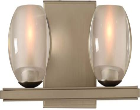 Corona 2-Light LED Vanity Light