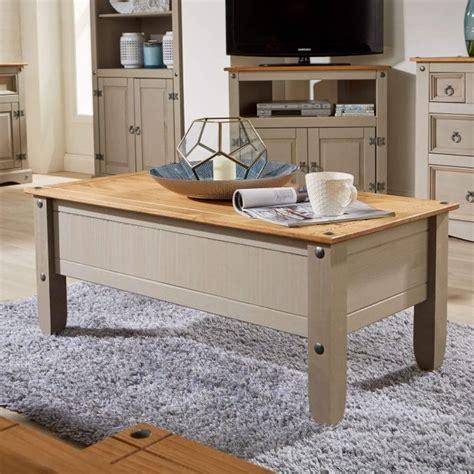 Corona Coffee Table Set