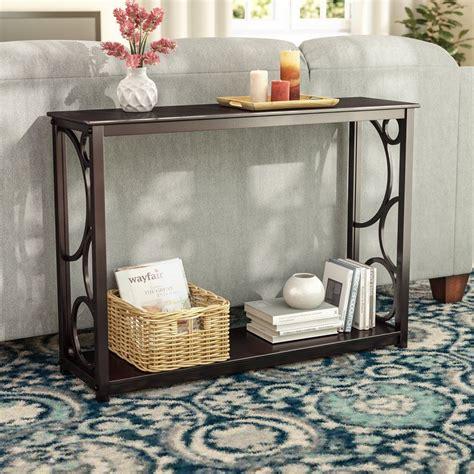 Corrine Wood Console Table