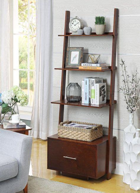 Corvin Ladder Bookcase