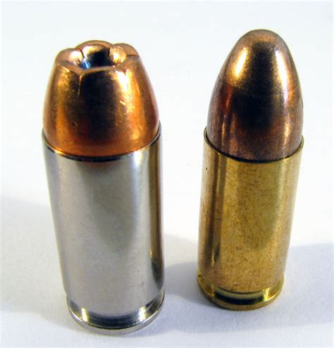 Ammunition Cost Of Ammunition 9mm Vs .40.