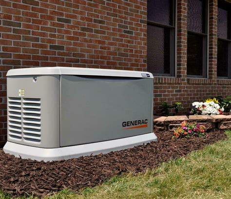 Cost Of Generac Home Generator