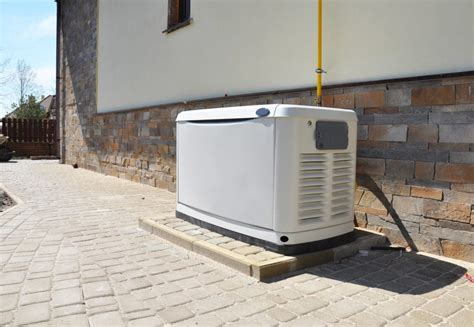 Cost Of Standby Generator