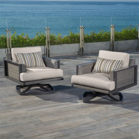 Costco Club Chair Outdoor Vistano Club Chair 2 Pack Costco