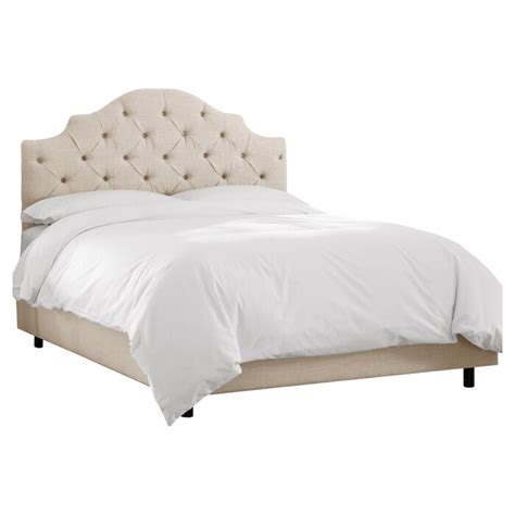 Costello Upholstered Panel Bed bySkyline Furniture
