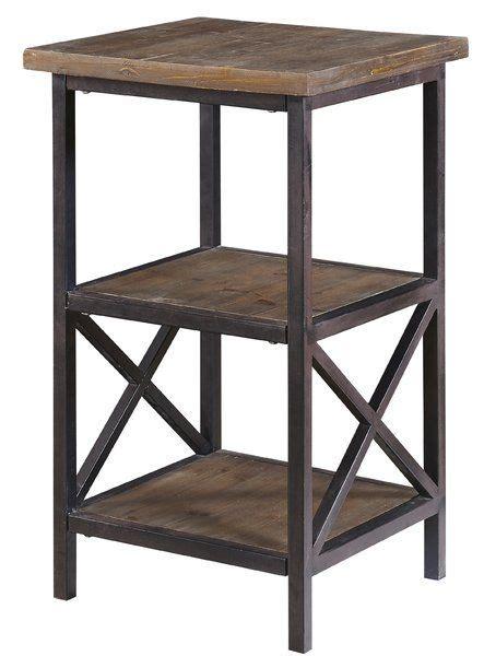 Costilla End Table