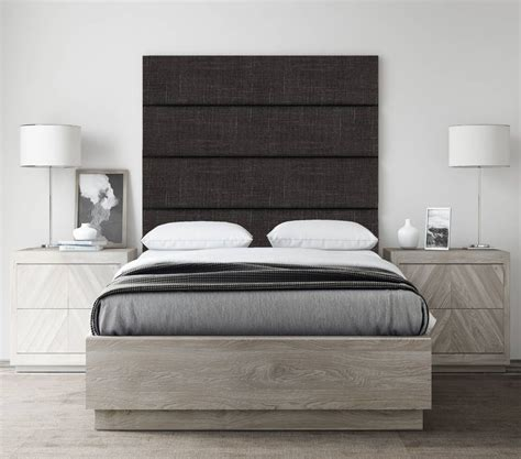 Cotto Twin Upholstered Panel Headboard