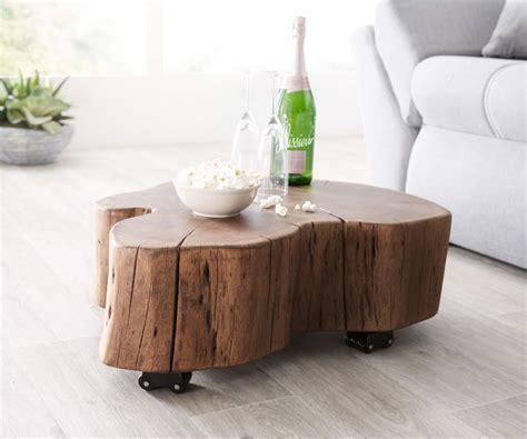 Couchtische Baumstamm Als Couchtisch Tisch Fuisting Tischlerei