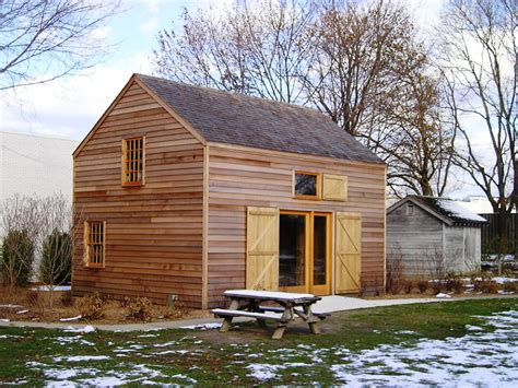 Country Shed Plans