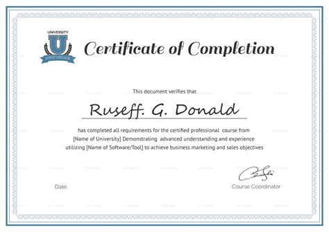 Training course completion certificate template image collections certificate templates for computer course image collections training course completion certificate template images certificate templates for yadclub Image collections