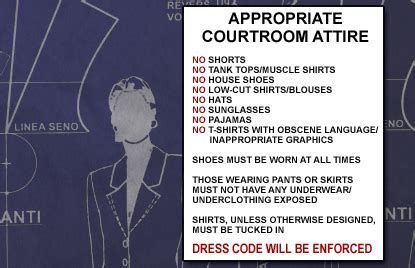 Court Attire Suits Courtroom Attire Ensuring Witness Attire Makes The Right