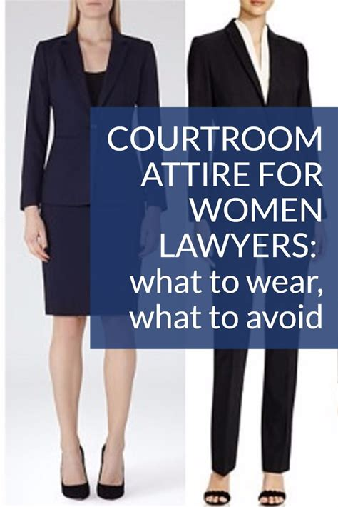 Court Day Attire Courtroom Attire For Women Lawyers What To Wear And How