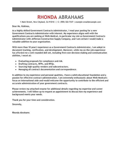 cover letter template for government job best government military cover letter examples livecareer - Cover Letter For Government Job