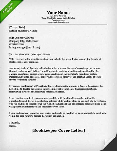 Cover Letter Samples Upwork Bookkeeper Job Description Bookkeeper Cover Letter