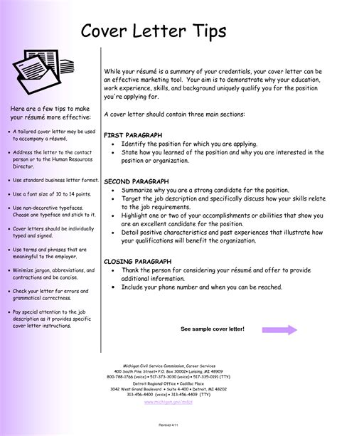 Cover Letter For Resume Canada Cover Letters Resume Writing Services For Canadians