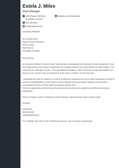cover letter leadership position cover letter for leadership cover letters samples for - Leadership Cover Letter