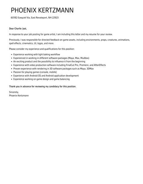 Best Automotive Cover Letter Samples   LiveCareer Callback News Cover letter animal control officer