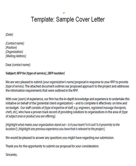 cover letter sample for project proposal project proposal cover letter hashdoc