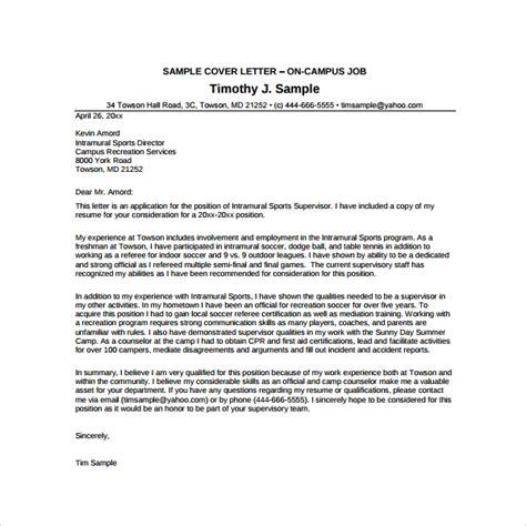 cover letter for resume summer job summer camp counselor cover letter sample resume builder. Resume Example. Resume CV Cover Letter