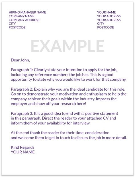 Cover Letter Administrative Manager Write A Winning Administrative Manager Cover Letter