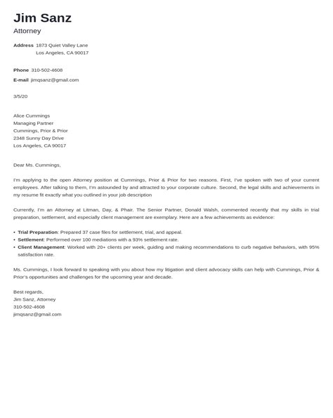 cover letter for job application lawyer writing a lawyer cover letter esq resume cold cover letter samples