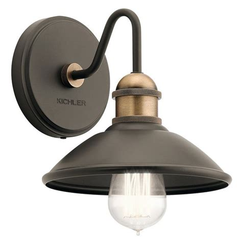 Cowans 1-Light Armed Sconce