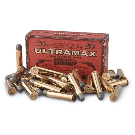 Ammunition Cowboy Ammunition