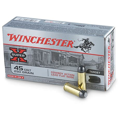 Ammunition Cowboy Ammunition 45 Colt.