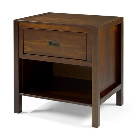 Cowell 1 Drawer Nightstand