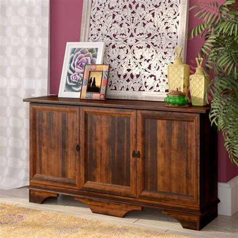 Coyne 3 Door Storage Accent Cabinet