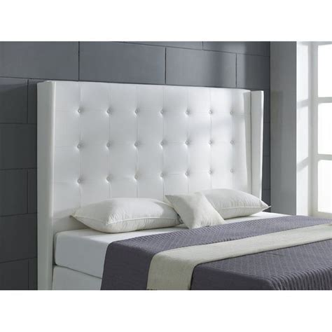 Cozy King Wingback Headboard by Casabianca Furniture