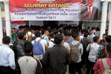 Cpns 2017 Tahap 1 Dibuka Rekrutmen Cpns Tahun 2017 Periode 2 Pendidikan