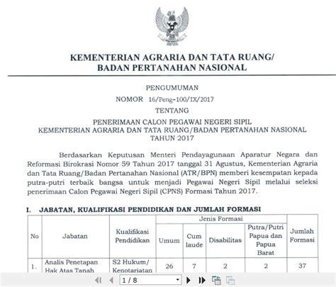 Cpns 2017 Tahap 2 Lowongan Kerja Pendaftaran Cpns 2017 Tahap Ii M2000