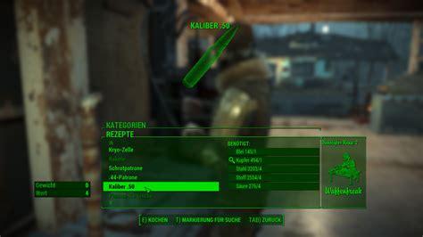 Ammunition Craftable Ammunition Fallout 4.