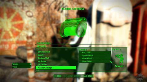 Ammunition Craftable Ammunition Fallout 4 Bug.