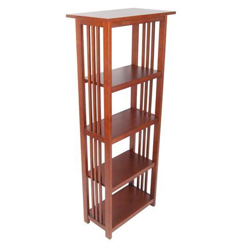 Craftsman Etagere Bookcase