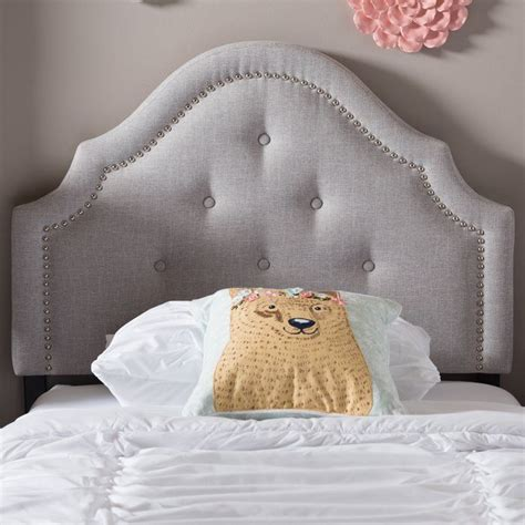 Cragin Twin Upholstered Panel Headboard