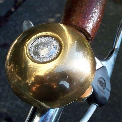 Brass Crane Riten Brass Bell.