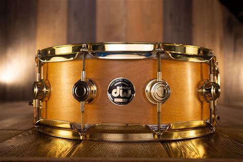 Brass Craviotto Brass Snare.