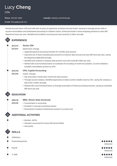 Create A Free Resume Download 40 Sample Resume Formats Free Download For Freshers