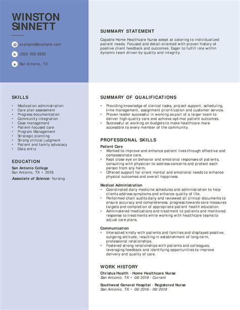 Create Nursing Resume Nursing Resume Templates Free Resume Templates For