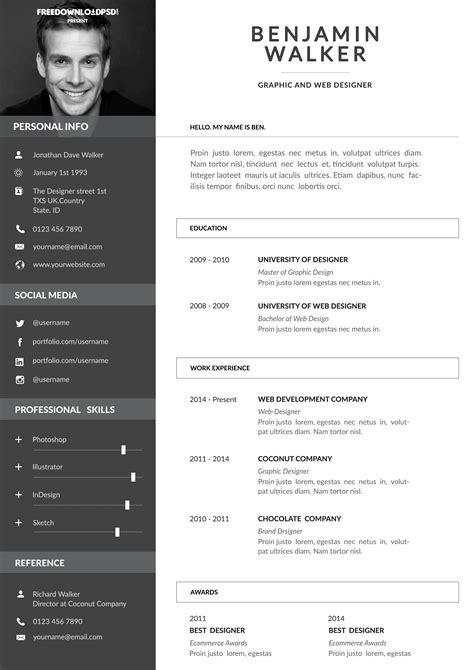 Create Resume Online Pdf Resume Template Free Online Pdf And Word Doc Cv Builder
