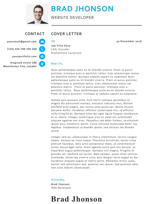 Creative Cover Letter Examples Marketing Free Cover Letter Examples For Your Job Search