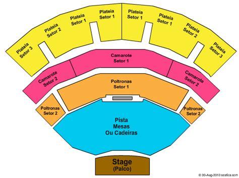 Credicard Hall Mapa Dos Assentos Tickets For Fun Ingressos De Shows Teatros Stockcar