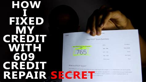 Credit Repair Secrets 2018 Remove Collections, Charge-Off - Youtube.